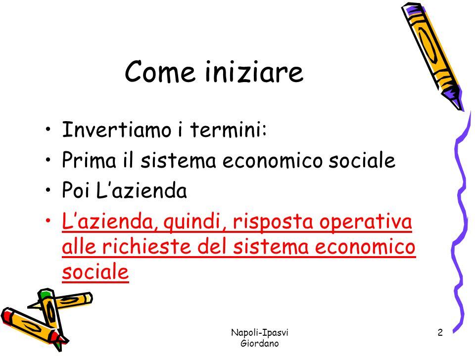 Napoli-Ipasvi Giordano 23 L.833/78 ISTITUZIONE DEL FONDO SANITARIO NAZIONALE - F.S.N.