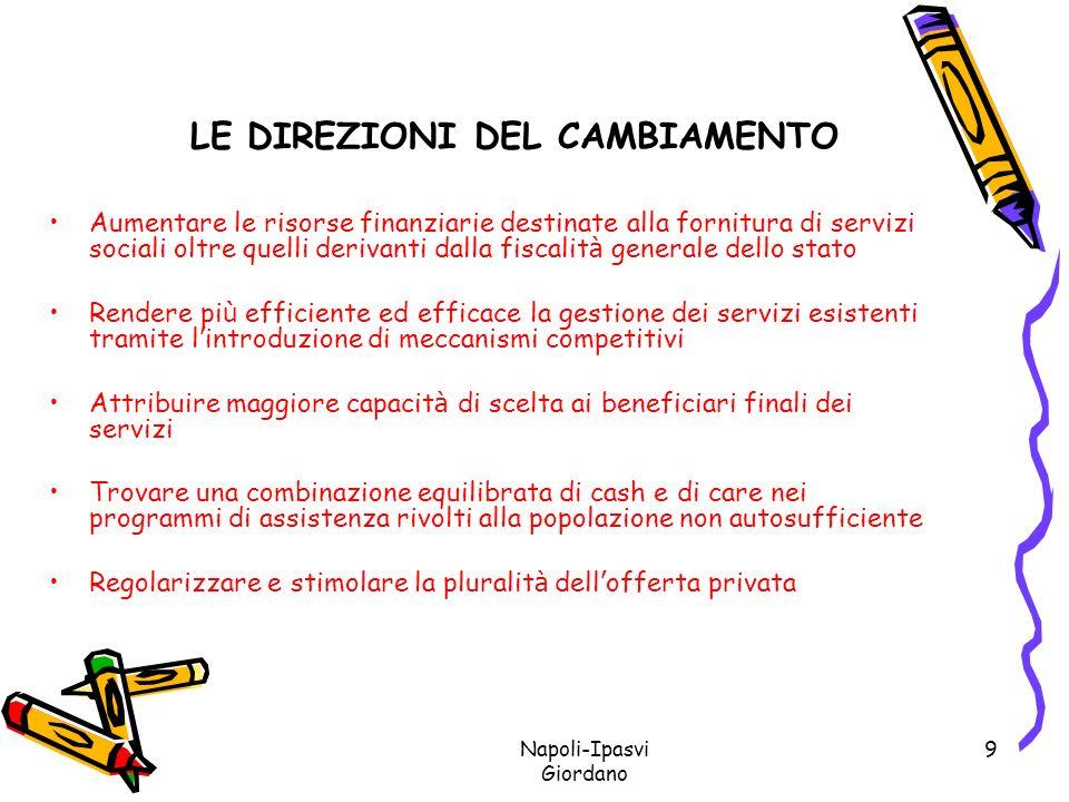 Napoli-Ipasvi Giordano 60 I professionisti interessati sono tutti: Clinici, diagnostici, chirurgi, servizi, tecnici, infermieri etc.