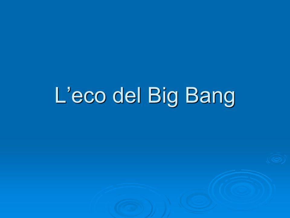 Leco del Big Bang
