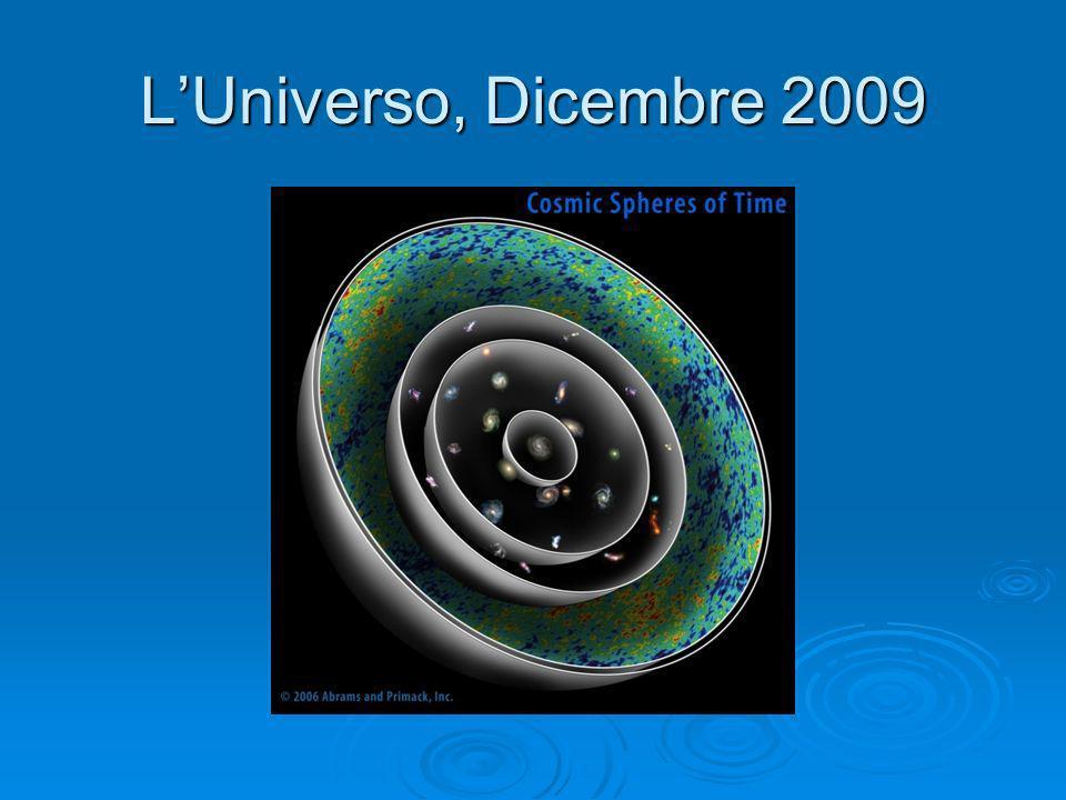 LUniverso, Dicembre 2009