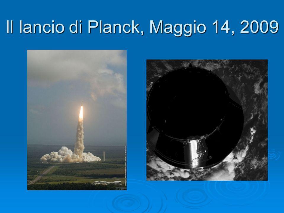 Il lancio di Planck, Maggio 14, 2009