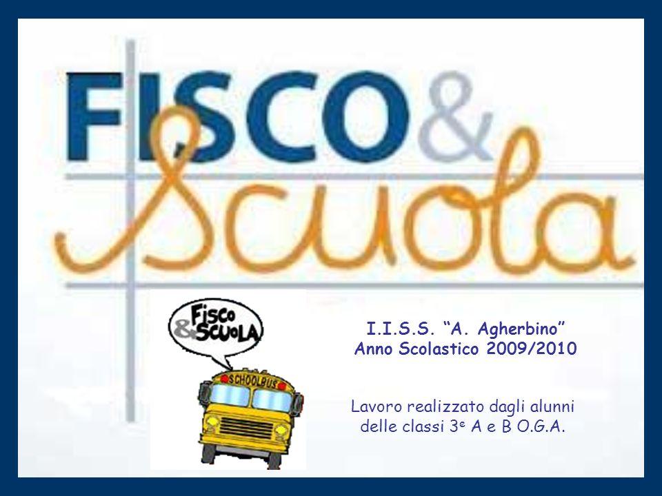 I.I.S.S. A. Agherbino Anno Scolastico 2009/2010 Lavoro realizzato dagli alunni delle classi 3 e A e B O.G.A.