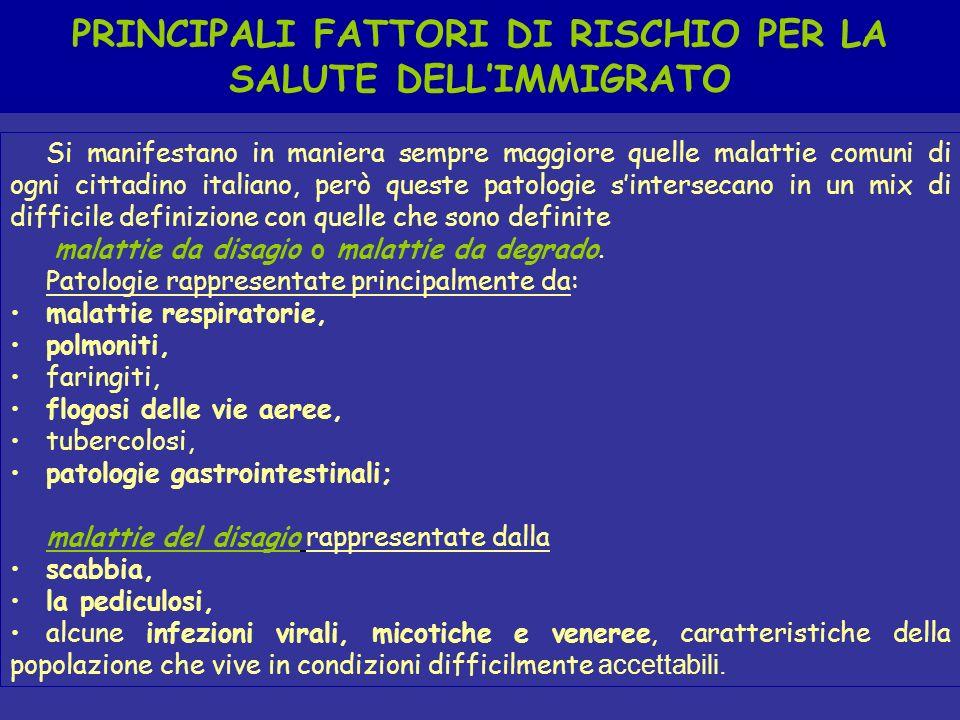 Si manifestano in maniera sempre maggiore quelle malattie comuni di ogni cittadino italiano, però queste patologie sintersecano in un mix di difficile