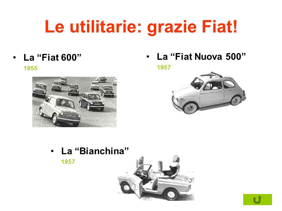 Le dueruote: agli italiani spuntano due ruote.