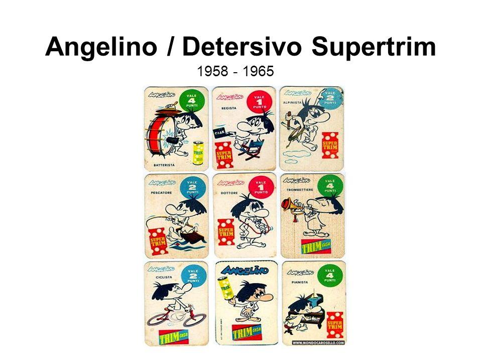Lomino coi baffi / Caffettiere Bialetti 1958 - 1968