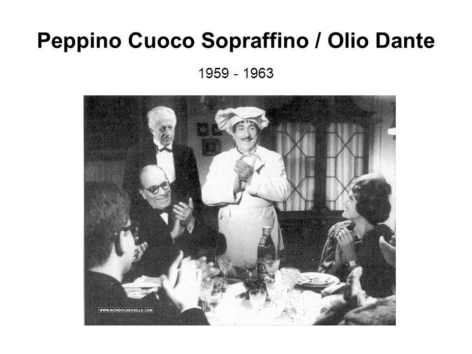 Il vigile Concilia / Dado Lombardi 1959 – 1965