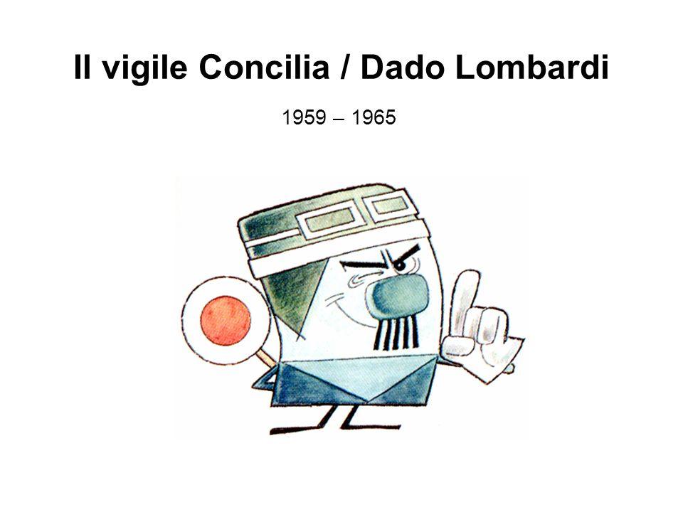 Il Troglodita / Dado Lombardi 1959 – 1965