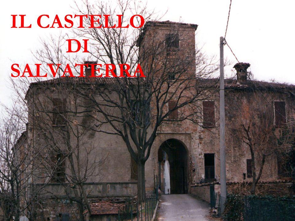 IL CASTELLO DI SALVATERRA
