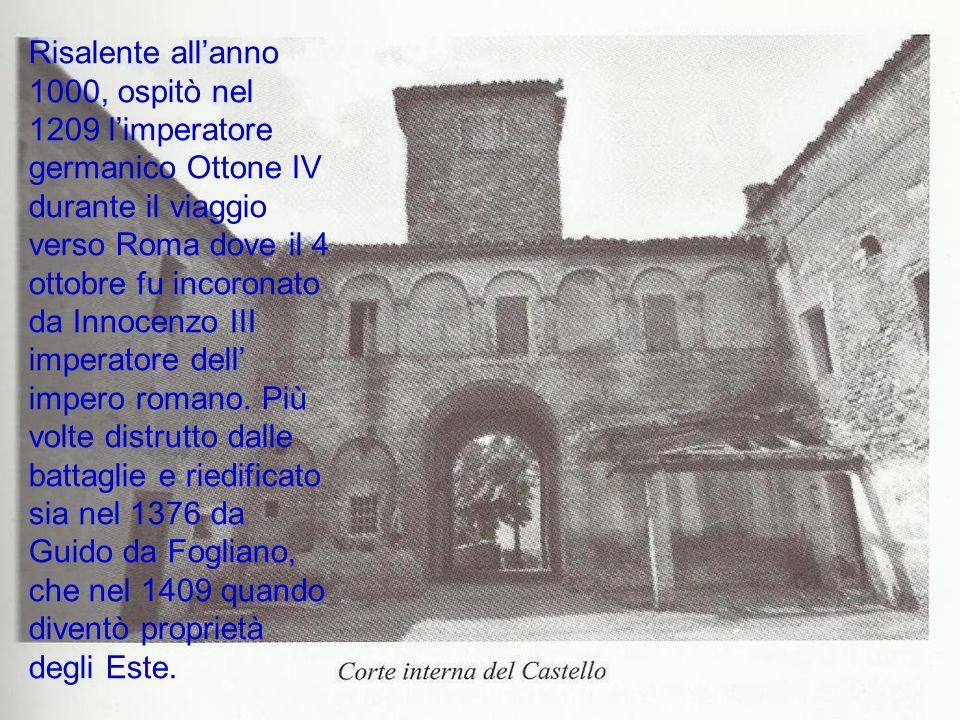 Negli anni sono state apportate modifiche strutturali senza rispettare quelle che, fino alla fine del XIX secolo,lo vedeva al pari delle fortificazioni dei paesi limitrofi.