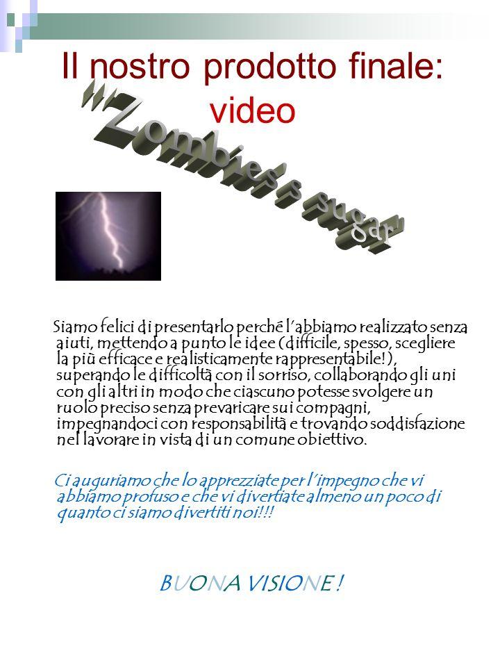 HANNO LAVORATO AL VIDEO Sceneggiatura Calore Martina Calzavara Claudia Savelli Alice Scenografia Anna De Sandre Jean Pierd F.