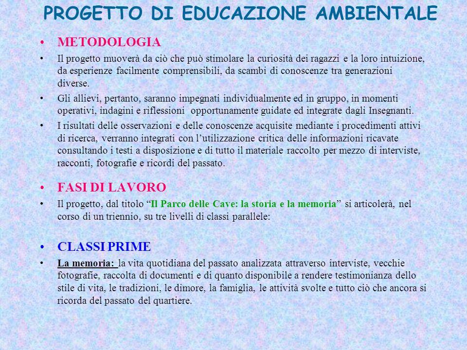 CLASSI SECONDE La storia : la storia di Baggio dalle origini note allinizio del ventesimo secolo.