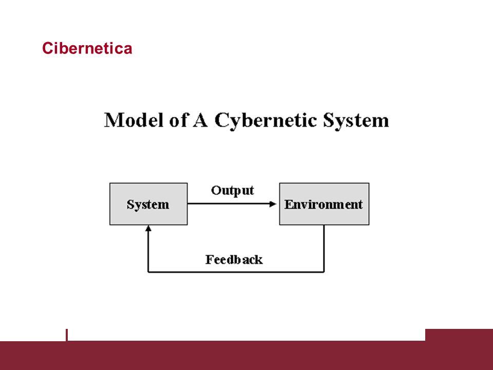 Cibernetica Era la paura il concetto messo in luce stavolta. Se linformazione è la circolazione della vita e plasma le cose, non sarebbe possibile eme