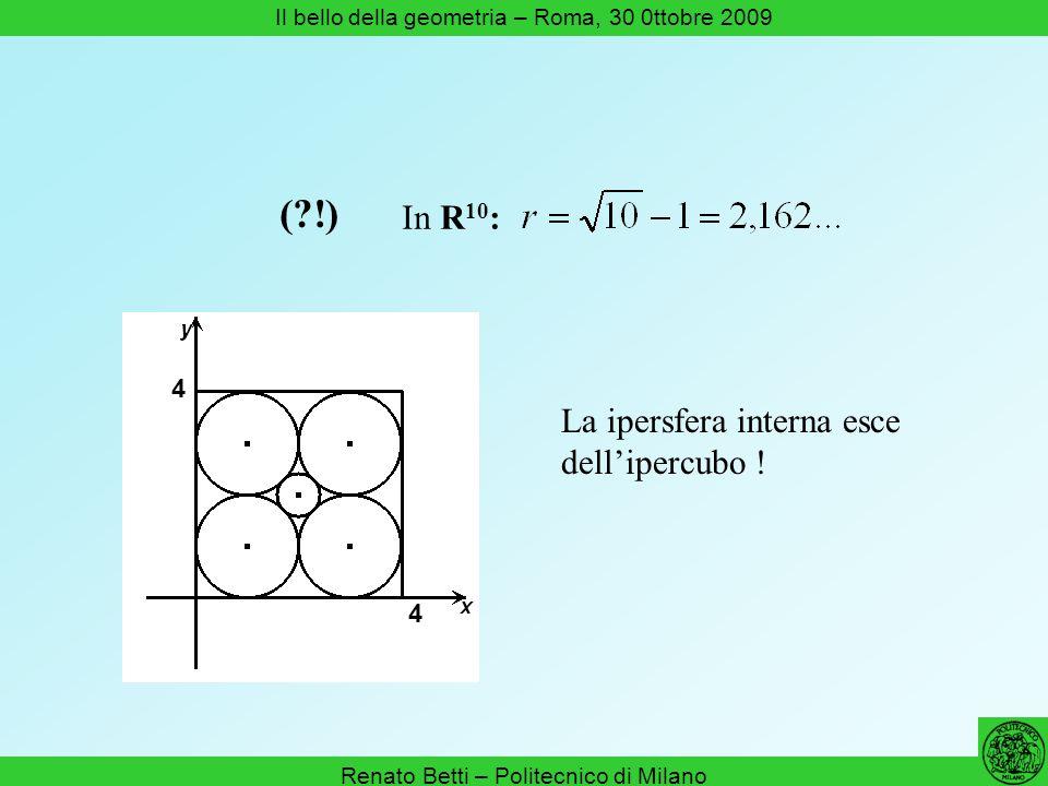La geometria è la misura della terra La geometria diventa una scienza razionale I teoremi di Talete di Mileto (VI sec.