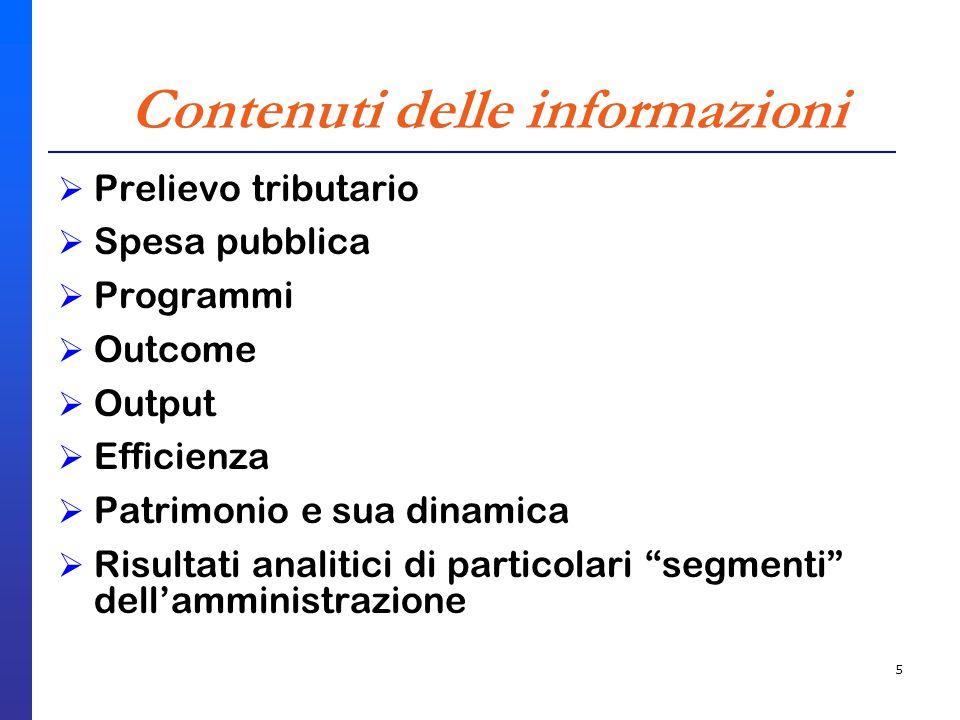 6 Termine bilancio Nelle imprese Nelle amministrazioni pubbliche Enfasi sulla dimensione preventiva