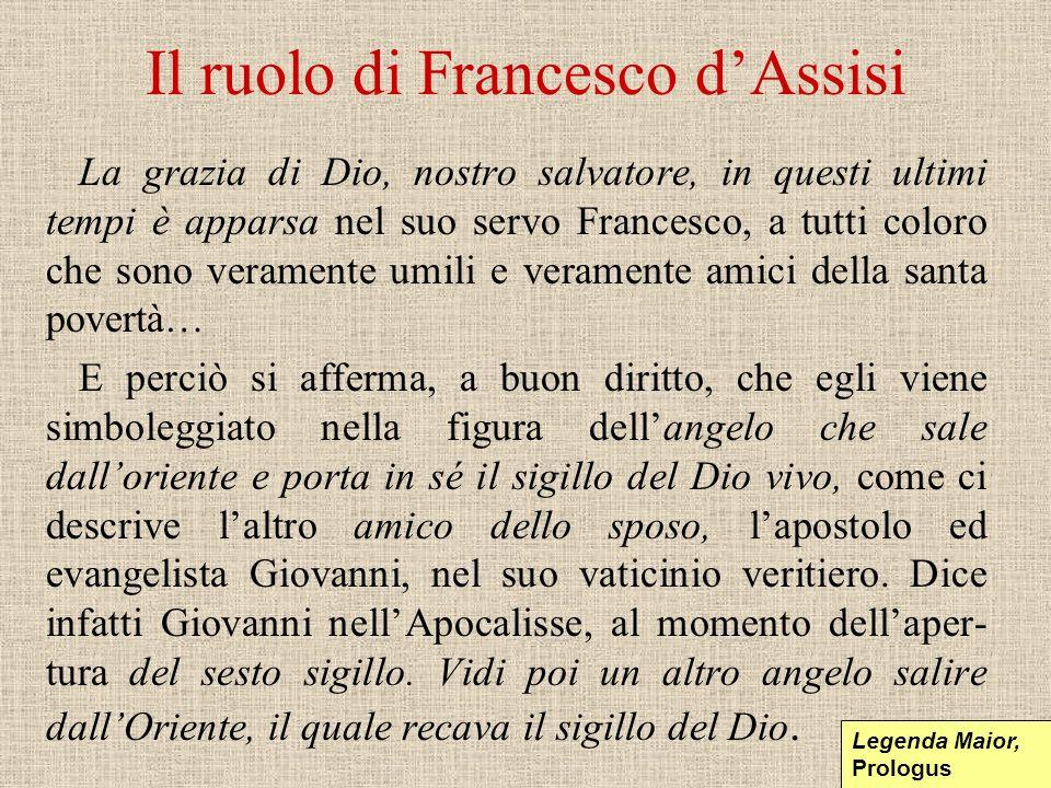 Il tempo della chiara dottrina inizia da Adriano.