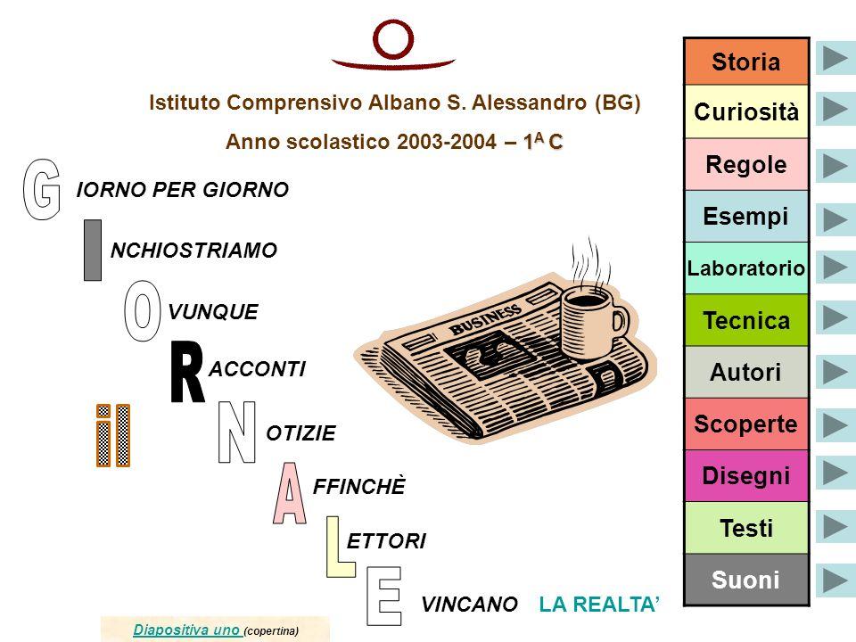 Istituto Comprensivo Albano S.