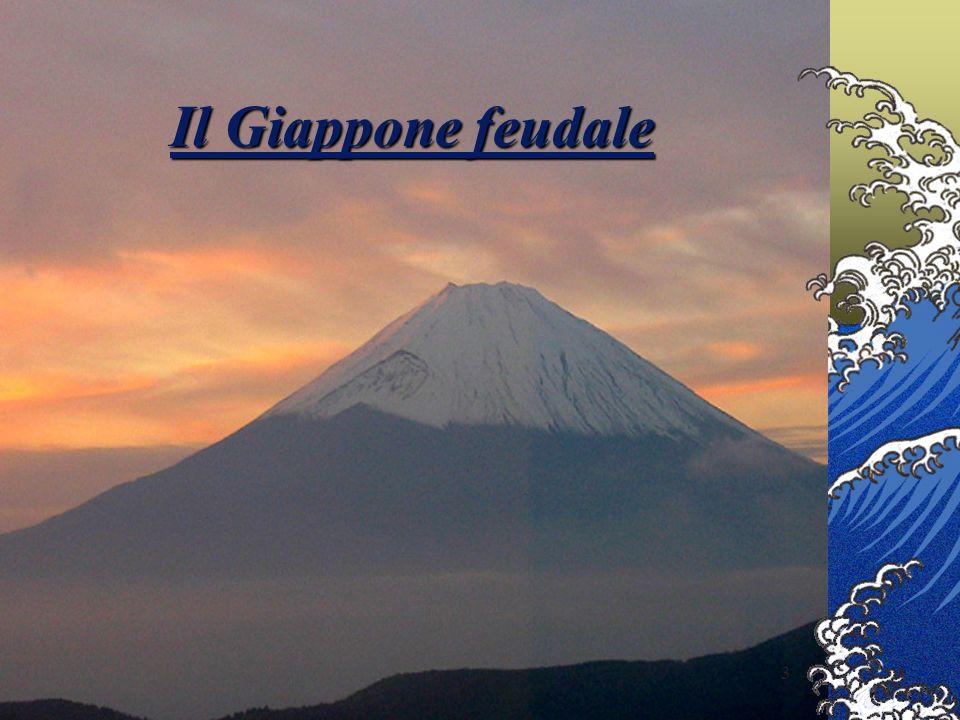 3 Il Giappone feudale