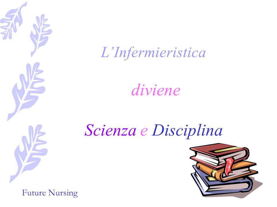Future Nursing La Laparoscopica nata come mezzo diagnostico si è evoluta fino a divenire chirurgia.