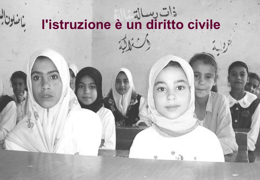 l'istruzione è un diritto civile