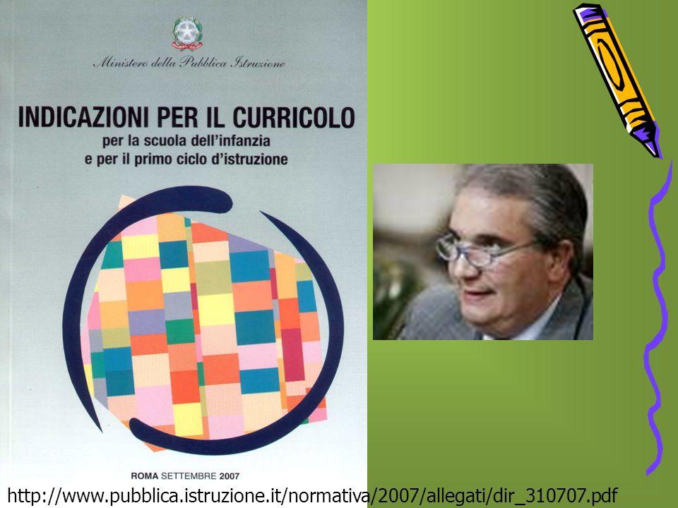 http://www.pubblica.istruzione.it/normativa/2007/allegati/dir_310707.pdf