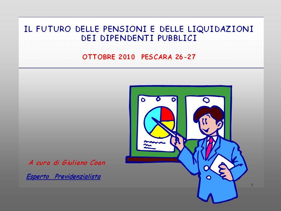 La percezione della previdenza IN ITALIA I LAVORATORI Solo il 18% conosce approssimativamente la materia previdenziale.A 50 anni iniziano a pensare alla propria situazione.
