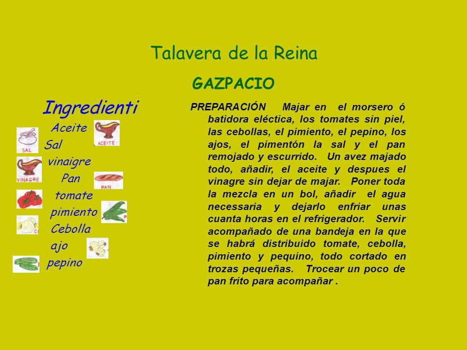 Il ricettario Raccolte dagli alunni di S.Umiltà di Faenza da Talavera de la Reina Blaydon West Faenza Roma