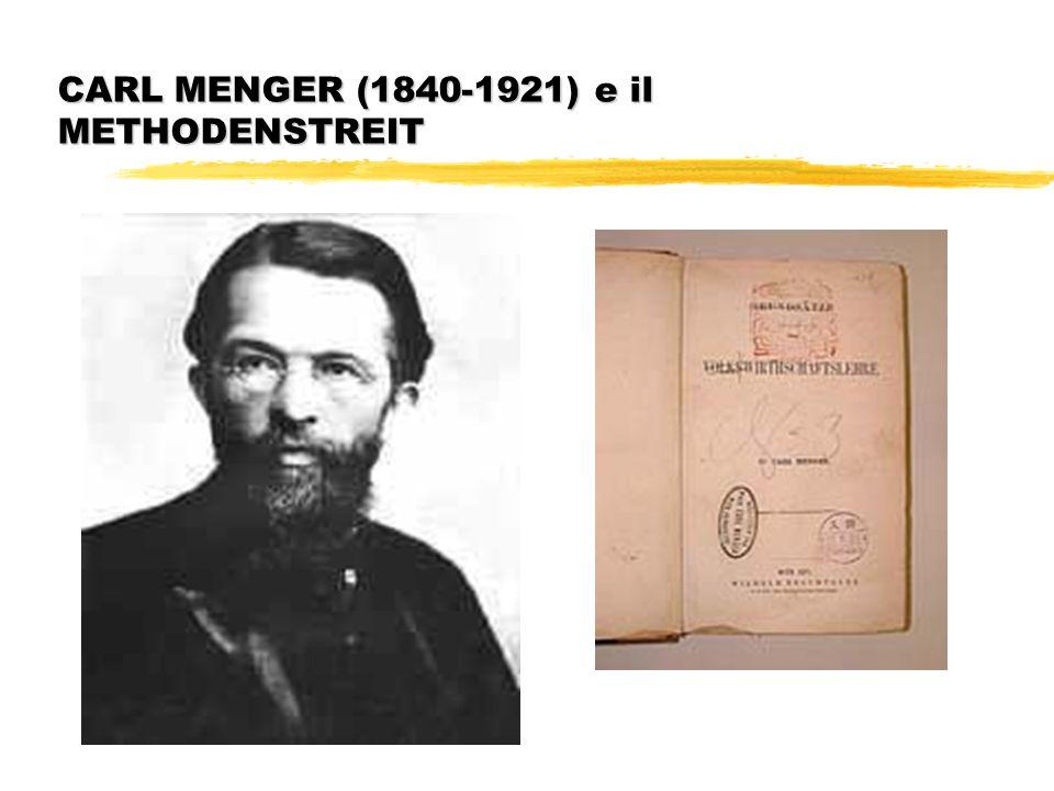 Soluzione di Friedrich von Wieser I beni di ordine superiore possono essere combinati in due modi: in proporzioni variabili: valore del bene superiore = diminuzione di valore del bene inferiore al diminuire di una parte del bene superiore.