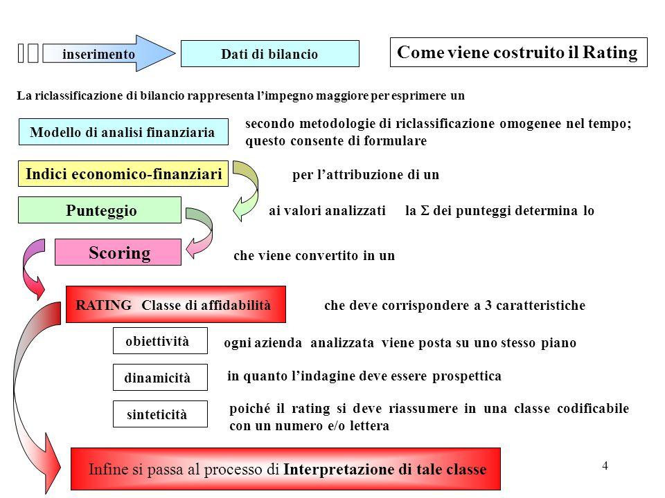 Elementi qualitativi forniti dallazienda Di tipo soggettivo in quanto fornite direttamente dallimpresa riguardanti i seguenti argomenti STRATEGIA MARKETING PRODOTTI ORGANIZZAZIONE GESTIONE TESORERIA C.