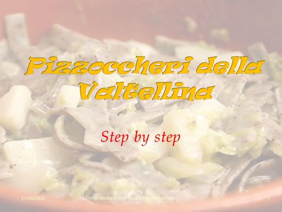 Ingredienti: formaggio latteria (ideale il bitto d.o.p.