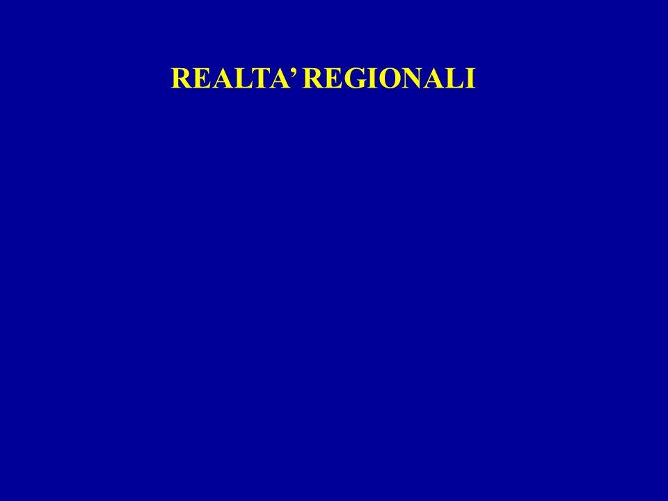 REALTA REGIONALI
