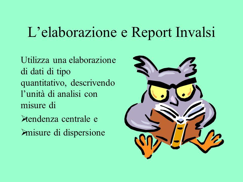 Le Fasi della valutazione Predisposizione di strumenti per la rilevazione delle informazioni Modalità di rilevazione delle informazioni Tecniche di elaborazione delle informazioni Costruzione del report finale
