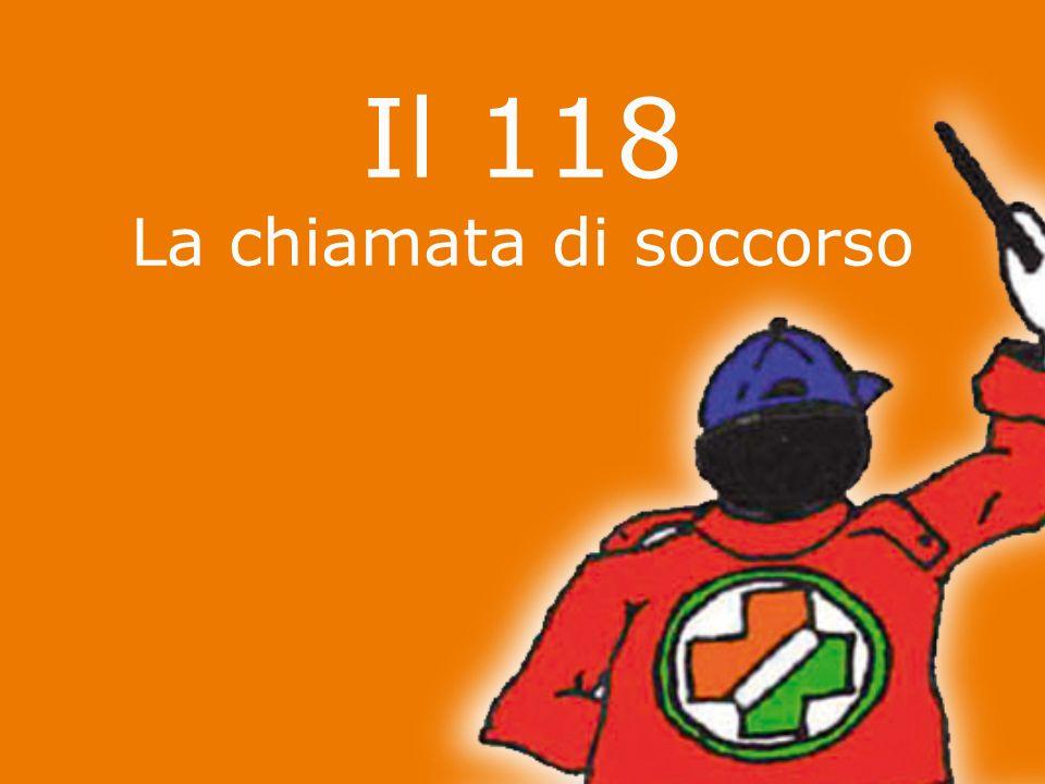 Conoscere: lorganizzazione del soccorso sanitario la realtà della provincia di Varese Imparare: ad effettuare la chiamata di soccorso Obiettivi Il 118 - La chiamata di soccorso