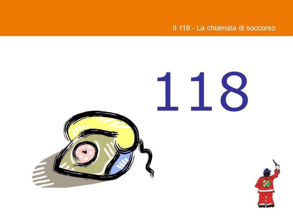 Il 118 è un servizio gratuito di pronto intervento sanitario, attivo 24 ore su 24.