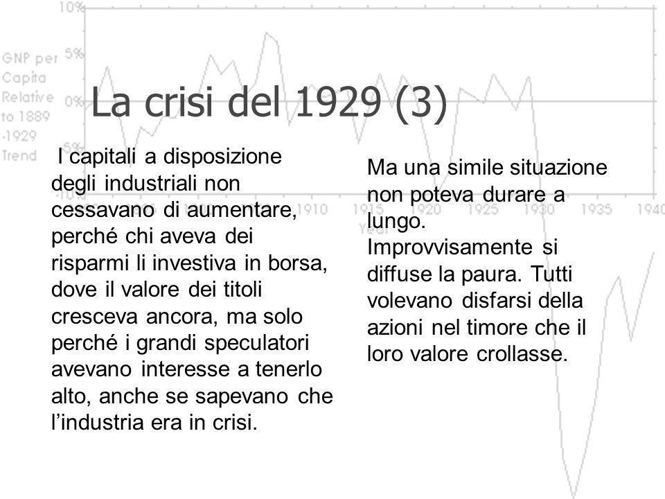 Complessivamente la produzione industriale aumentò, dal 1924 al 1929, del 64%. Proprio perché il sistema favoriva la concentrazione dei capitali, leco