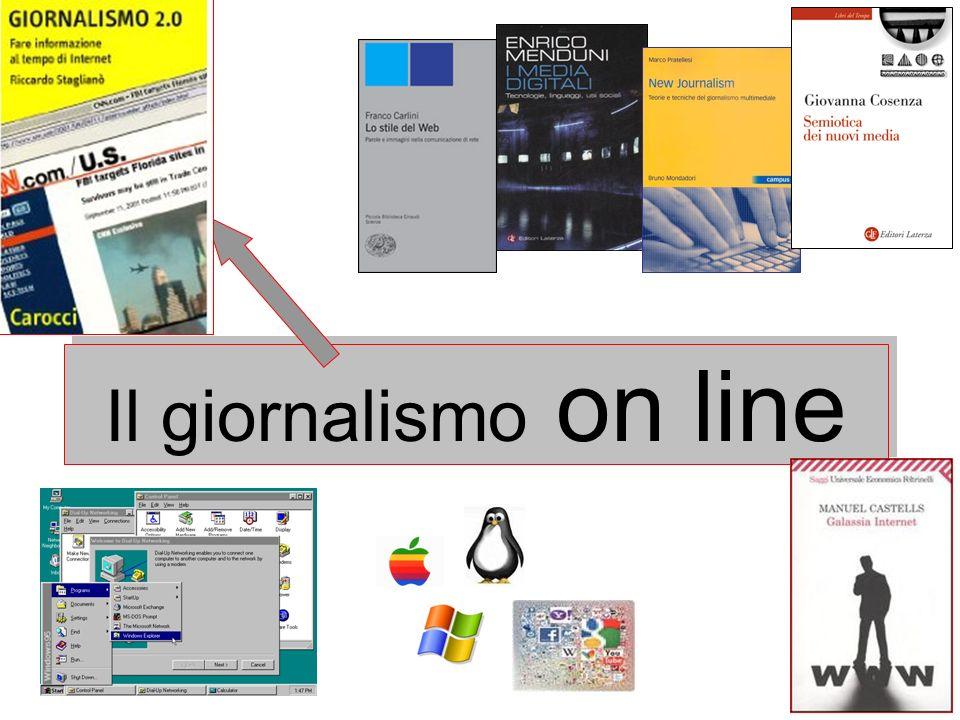 52 Il blog nel mondo dell informazione Il blog si trasforma da diario a mezzo d informazione.