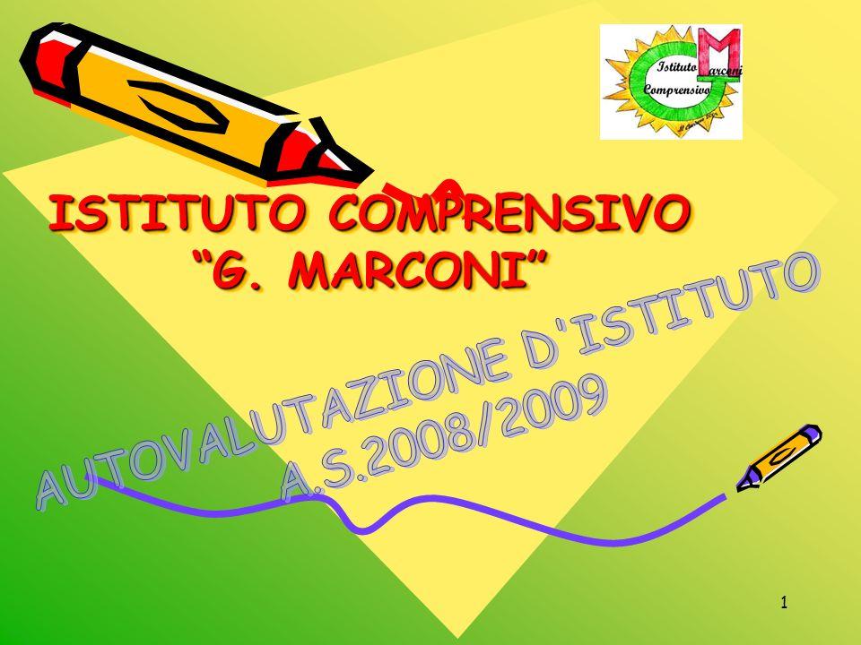 1 ISTITUTO COMPRENSIVO G. MARCONI