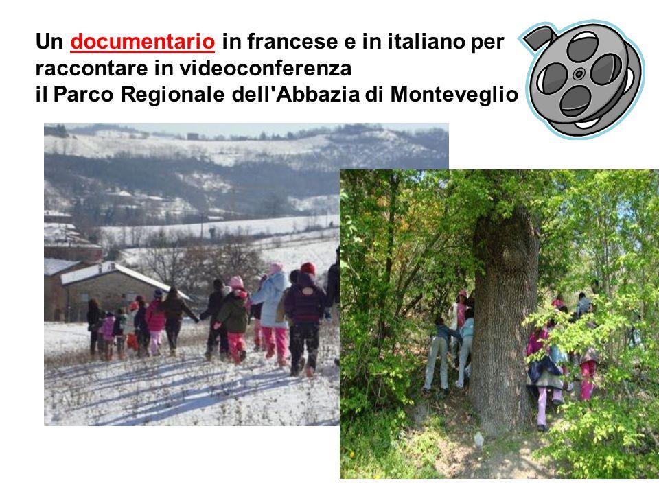 Un documentario in francese e in italiano per raccontare in videoconferenza il Parco Regionale dell'Abbazia di Monteveglio