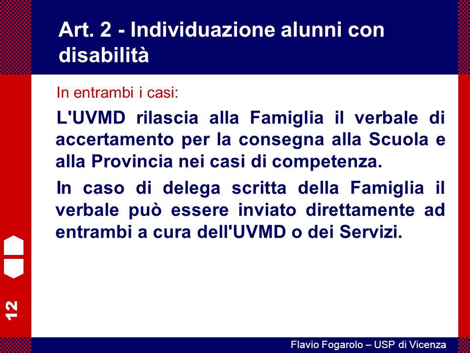 12 Flavio Fogarolo – USP di Vicenza Art.