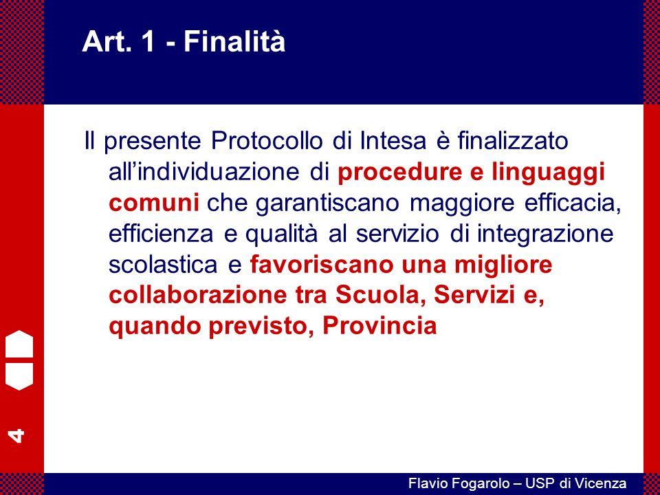 4 Flavio Fogarolo – USP di Vicenza Art.