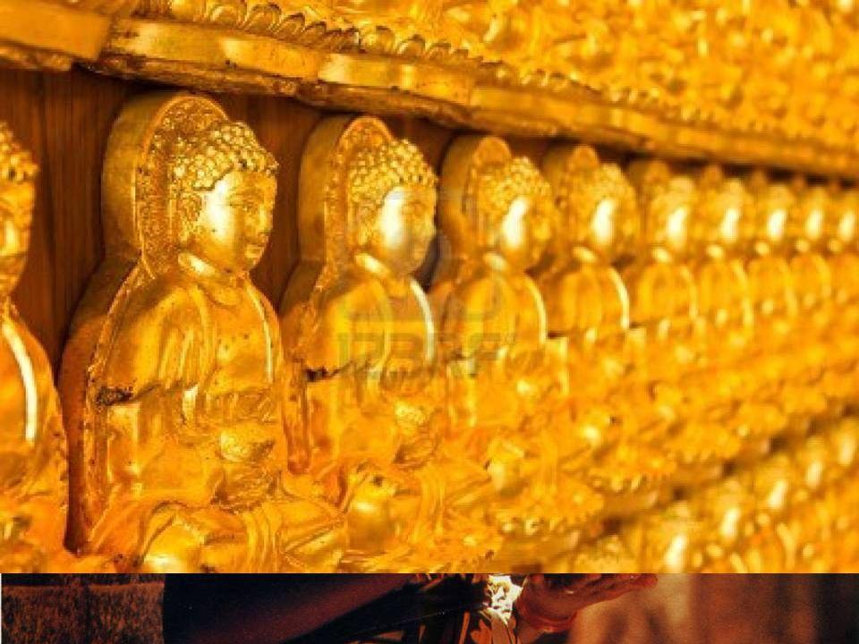 17 gennaio 2013 INDUISMO E BUDDISMO Induismo e buddismo credono nella ciclicità della vita e del cosmo Tutto nasce, cresce, muore, rinasce, … In ogni essere vivente è racchiusa la scintilla della divinità La scintilla (atman) deve liberarsi (moksha) per raggiungere il Tutto, linfinito cosmico, il Brahama, il Nirvana Lanima può rinascere anche in un animale