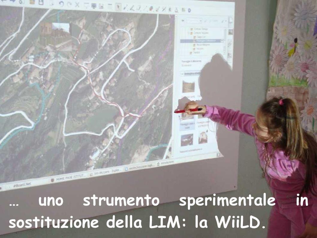 … uno strumento sperimentale in sostituzione della LIM: la WiiLD.