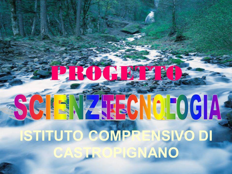 ISTITUTO COMPRENSIVO DI CASTROPIGNANO PROGETTO
