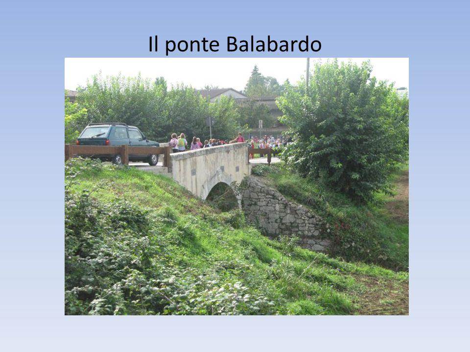 Il ponte Balabardo