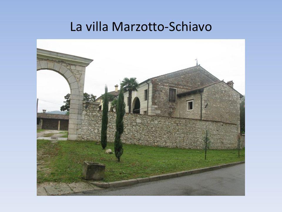 La villa Marzotto-Schiavo
