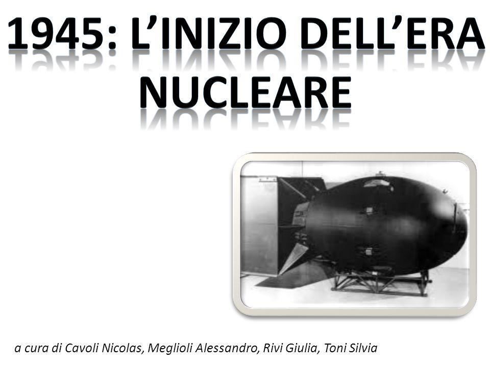 Le conseguenze: Chernobyl Fukushima Le conseguenze della nube di Chernobyl sulla salute degli italiani non sono state, e non saranno, irrilevanti , come fu detto e ripetuto all indomani della catastrofe per tutelare l immagine dell industria elettronucleare nel nostro Paese.