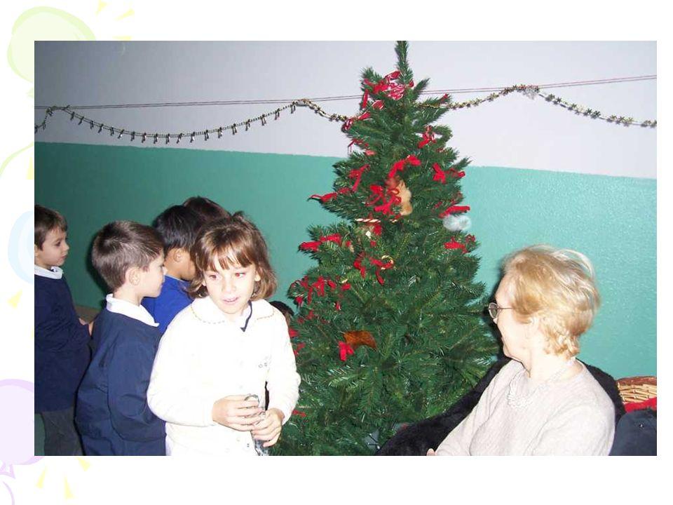 Poi arrivò Babbo Natale…