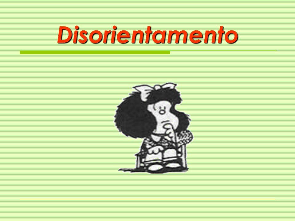 Disorientamento