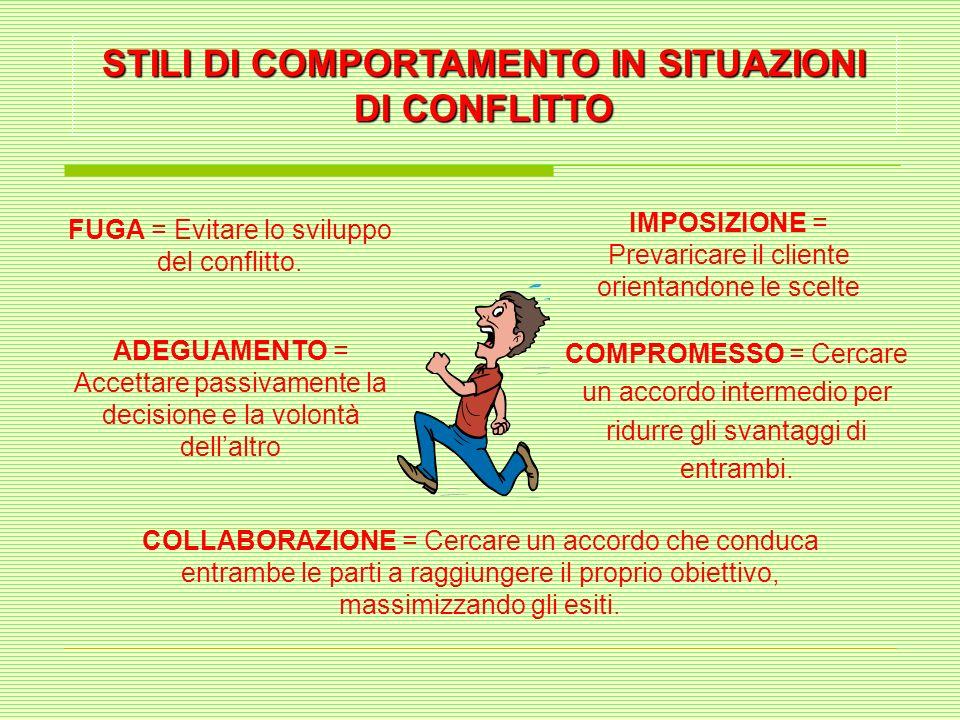 Escalation del conflitto a cura di: Alberto Genziani 1 - Incomincia per un preciso disaccordo.