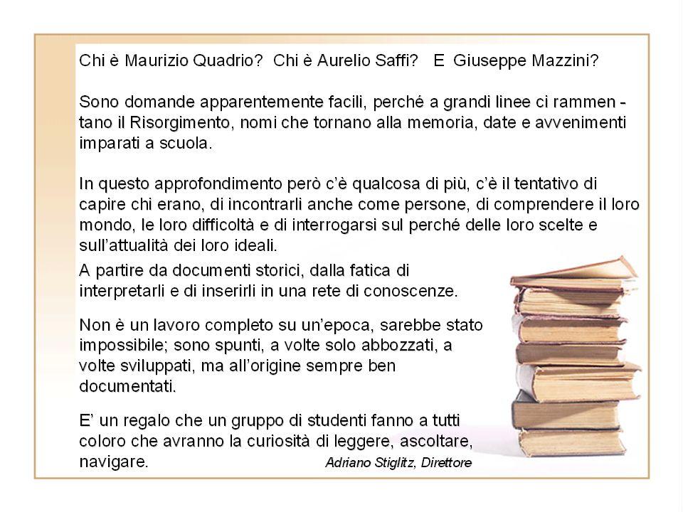 Successivamente si trasferì a Londra, dove in seguito venne raggiunto da Giuseppe Mazzini.