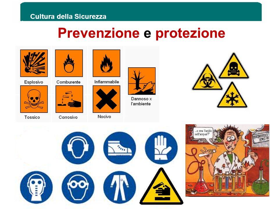 Prevenzione e protezione Cultura della Sicurezza 160